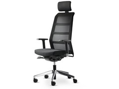 - Swivel task chair with 5-Spoke base with armrests PARO_24/7 | Task chair with armrests - Wiesner-Hager