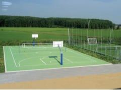 Pavimentazione per campi polivalenti outdoorPAVISINT SL 75 RB - CASALI