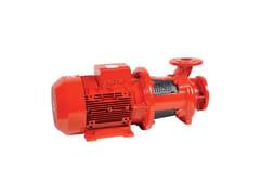 Pompa monoblocco orizzontale normalizzataPBS | Pompa e circolatore - SALMSON