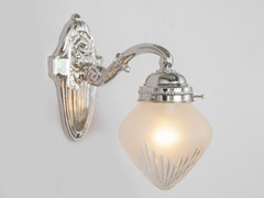 - Direct light nickel wall lamp PECS I | Nickel wall lamp - Patinas Lighting