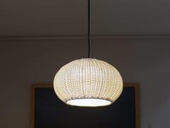 - LED polyethylene pendant lamp GAROTA - S / 01 - BOVER Il. Luminació & Mobiliario