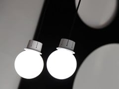 - LED pendant lamp ZBOWL | Pendant lamp - Brillamenti by Hi Project