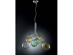 - Direct light Pyrex® pendant lamp BOLLA | Pendant lamp - IDL EXPORT