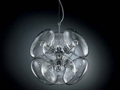 - Direct light Pyrex® pendant lamp MOIRA | Pendant lamp - IDL EXPORT