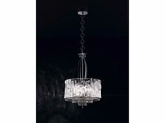 - Pendant lamp with Swarovski® Crystals CRYSTAL BLADE | Pendant lamp - IDL EXPORT