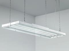 Lampada a sospensione a LED a luce diretta in acciaioCOOL | Lampada a sospensione - PLEXIFORM