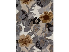 - Rug with floral pattern PETAL PUSHER - Jaipur Rugs