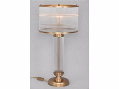 - Direct light handmade brass table lamp PETITOT II | Table lamp - Patinas Lighting