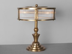 - Direct light handmade brass table lamp PETITOT IX | Table lamp - Patinas Lighting