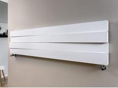 - Horizontal wall-mounted aluminium radiator PIANO MOVE | Horizontal radiator - RIDEA