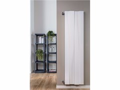 - Vertical wall-mounted aluminium radiator PIANO MOVE | Vertical radiator - RIDEA