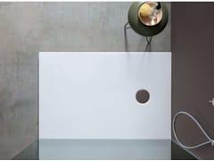 Piatto doccia rettangolare in ceramicaPIANO - NIC DESIGN
