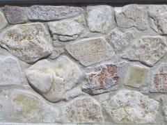 Elemento in pietra naturale per facciataPIETRA APRICENA - BACCHI