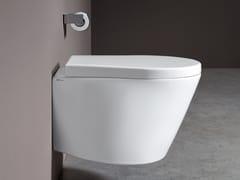 Wc sospeso in ceramicaPILLOW | Wc sospeso - NIC DESIGN