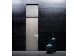 Porta d'ingresso blindata laccataPLANK - 15.3004 - BAUXT