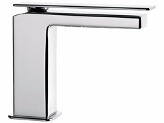 - Countertop single handle washbasin mixer without waste PLAYONE 85 - 8514642 - Fir Italia
