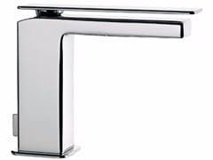 - Countertop single handle washbasin mixer PLAYONE 85 - 8514645 - Fir Italia