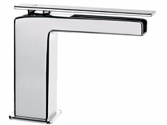 - Countertop single handle washbasin mixer without waste PLAYONE 85 - 8514802 - Fir Italia
