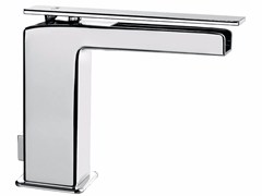 - Countertop single handle 1 hole washbasin/ bidet mixer PLAYONE 85 - 8514805 - Fir Italia