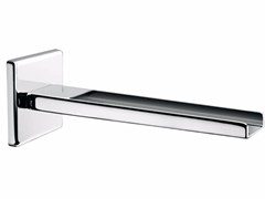 - Chrome-plated wall-mounted waterfall spout PLAYONE 85 - 8546302 - Fir Italia