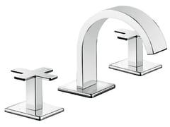 - 3 hole countertop bidet tap PLAYONE PLUS 37 - 3723515 - Fir Italia