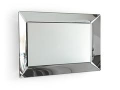 - Rectangular wall-mounted mirror PLEASURE | Wall-mounted mirror - Calligaris