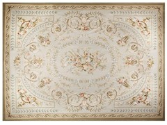 - Rectangular wool rug PLESSIE - EDITION BOUGAINVILLE