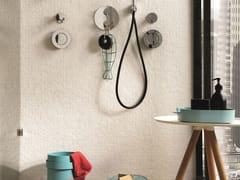 - White-paste mosaic COUTURE Plume - Impronta Ceramiche by Italgraniti Group
