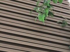 Doga in legno compositoProfilo plus 70x38 - PLASTICWOOD.IT