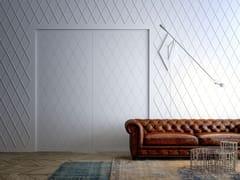 - Pocket sliding door Pocket door with two doors - LINVISIBILE by Portarredo