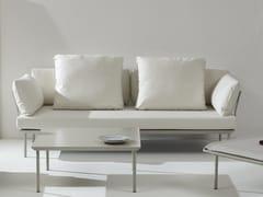 - 2 seater fabric garden sofa POISSY FOR OUT | 2 seater sofa - iCarraro italian makers
