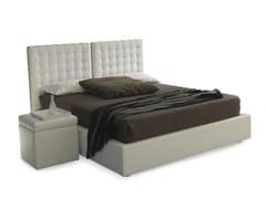 - Storage bed with tufted headboard POISSY | Storage bed - Bolzan Letti