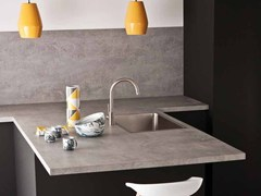 - HPL kitchen worktop / furniture foil POLYFORM® EXTRAMAT - Polyrey