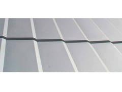 Laminato in alluminio per coperture e lattoneriaAlluminio preverniciato - MAZZONETTO