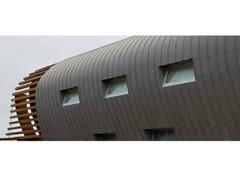 - Accessory for roof Preweathered Titanium Zinc - MAZZONETTO