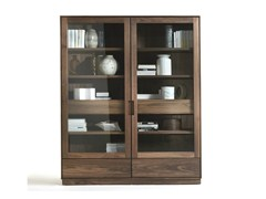 - Solid wood display cabinet COLONIA 2013 - Riva 1920