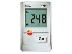 - Measurement, control, thermographic and infrared instruments TESTO 174T - TESTO