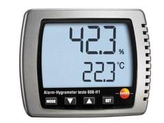 - Hygrometer TESTO 608 H1 - TESTO