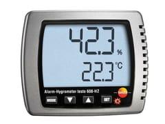 - Hygrometer TESTO 608 H2 - TESTO