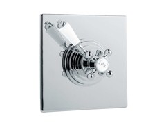 - Single handle thermostatic shower mixer KENSINGTON | Single handle thermostatic shower mixer - GENTRY HOME