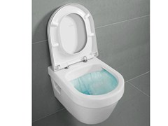 - Wall-hung rimless toilet OMNIA ARCHITECTURA DESIGN DirectFlush - Villeroy & Boch
