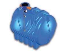 Impianto base per il recupero acque ad uso irriguo IRRIGA - Redi