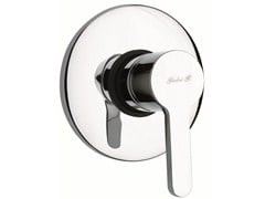 - Single handle 1 hole shower mixer CORNER | 1 hole shower mixer - Giulini G. Rubinetteria