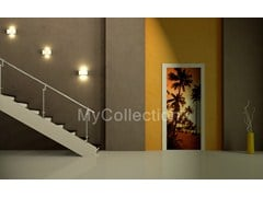 Door sticker SUNSET - MyCollection.it