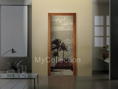 Door sticker CARIBE - MyCollection.it