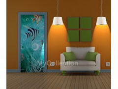 Door sticker Acquatic - MyCollection.it