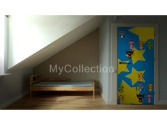 Door sticker Alieni - MyCollection.it