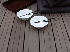 - WPC decking STRIPE MACAO - MYDECK®