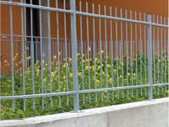 Recinzione a sbarre modulare in ferroTONDA - CMC DI COSTA MASSIMILIANO