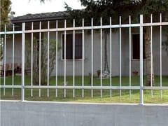Recinzione a sbarre modulare in ferroELEGANT PALETTO TONDO - CMC DI COSTA MASSIMILIANO
